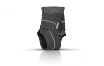 Shock Doctor Ankle Sleeve w/Comp Wrap Sup.