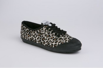 Sneaker Apple Pie Casual animal print white/black Damen 36 - 41
