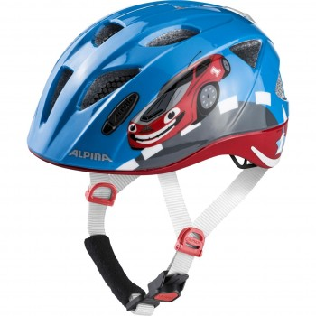 Alpina Bikehelm Ximo Flash Kinder 47 - 51cm