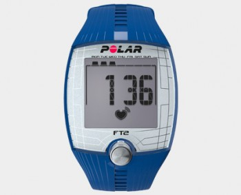 POLAR FT 2 BLUE