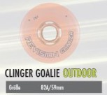 Clinger Outdoor Goalie  Wheel 82A - 59mm