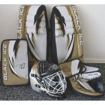 Black Ice Goalie Set