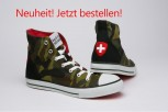 Sneaker Camouflage classic Ladies 34 - 42