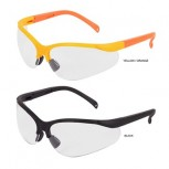 TP - Floorball Brille Pro Shield LX Senior Version schwarz